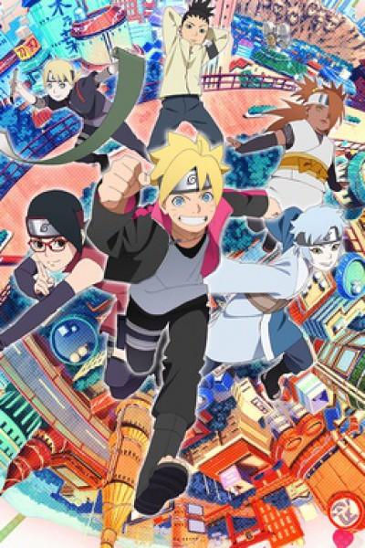 Boruto: Naruto Next Generations โบรูโตะ ตอนที่ 1-176 ซับไทย