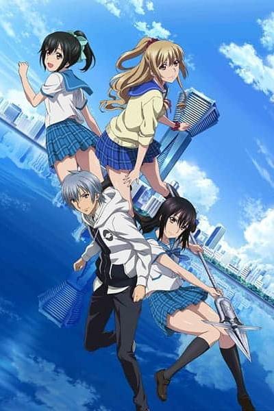 Strike the Blood II OVA ตอนที่ 1-8 ซับไทย (จบ)