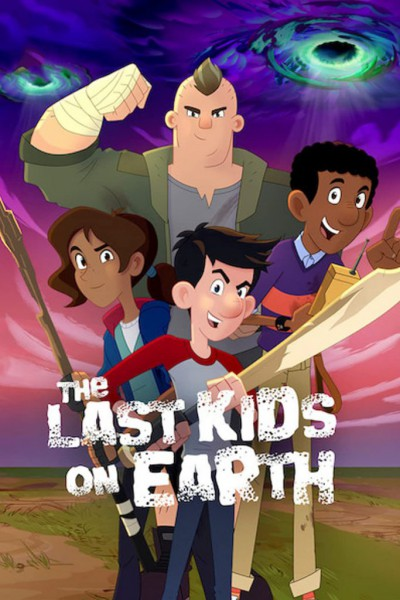 The Last Kids on Earth: Happy Apocalypse to You สี่ซ่าท้าซอมบี้: สุขสันต์วันหลังโลกแตก (2021) ภาค1 พากย์ไทย