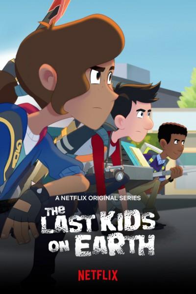 The Last Kids on Earth Season 2 สี่ซ่าท้าซอมบี้ ภาค2 ตอนที่ 1-10 จบพากย์ไทย