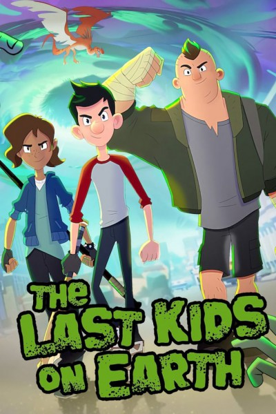 The Last Kids on Earth Season 3 สี่ซ่าท้าซอมบี้ ภาค3 ตอนที่ 1-10 จบพากย์ไทย