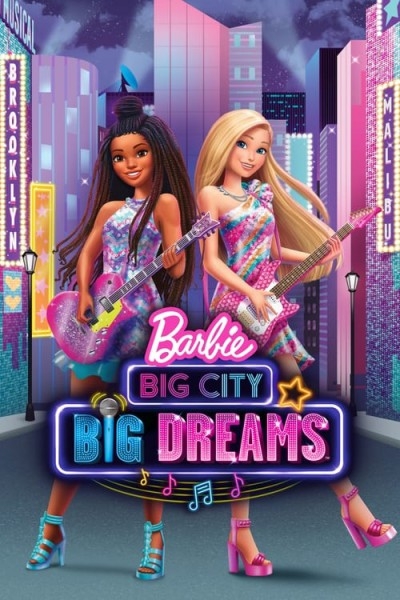Barbie Big City Big Dreams เดอะมูฟวี่ พากย์ไทย