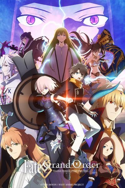Fate Grand Order: Zettai Majuu Sensen Babylonia ตอนที่ 0-21 จบซับไทย