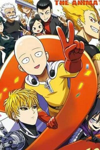 One Punch Man Season 2 วัน พั้น แมน โล้นซ่า หมัดเดียวจอด ตอนที่ 1-12 จบซับไทย + OVA 4