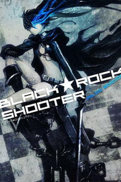 Black Rock Shooter ตอนที่ 1-8 ซับไทย (จบ)