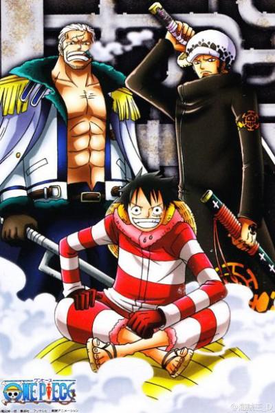 One Piece season 16 วันพีช ซีซั่น 16 พังค์ฮาซาร์ด  ตอนที่ 579-628 จบแล้ว ซับไทย