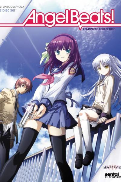 Angel Beats แผนพิชิตนางฟ้า ตอนที่ 1-13 + OVA จบพากย์ไทย