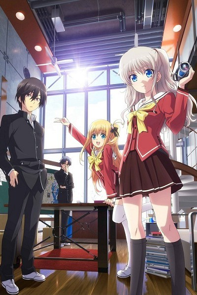 Charlotte ชาร์ลอตต์ ตอนที่ 1-13+OVA จบซับไทย
