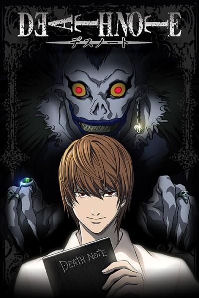 Death Note เดธโน้ต สมุดสังหาร ตอนที่ 1-37 จบพากย์ไทย+OVA ซับไทย
