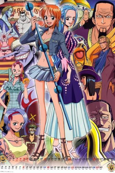 One Piece วันพีช Season 4 ตอนที่ 93-132 ซับไทย (จบ)