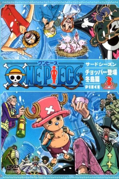 One Piece วันพีช Season 3 ตอนที่ 77-92 ซับไทย (จบ)