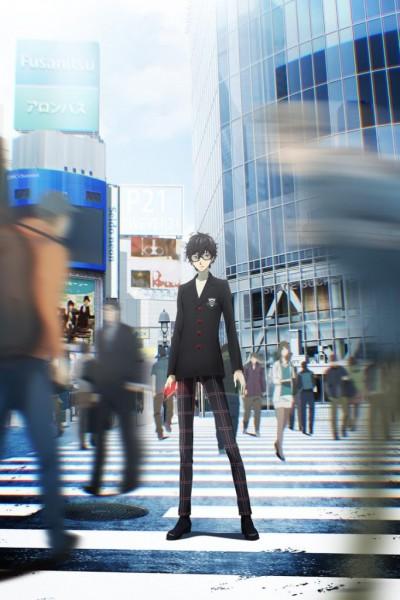 Persona 5 the Animation ตอนที่ 1-24 ซับไทย