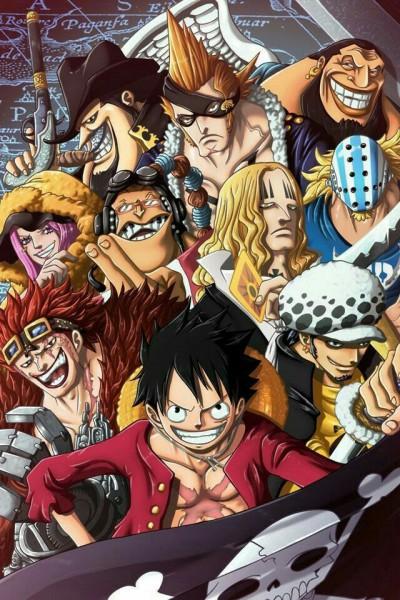 One Piece วันพีช Season 11 ตอนที่ 385-404 ซับไทย (จบ)