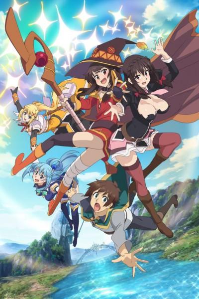 KonoSuba The Movie – Legend of Crimson ขอให้โชคดีมีชัยในโลกแฟนตาซี เดอะมูฟวี่ ตำนานสีชาด ซับไทย Movie