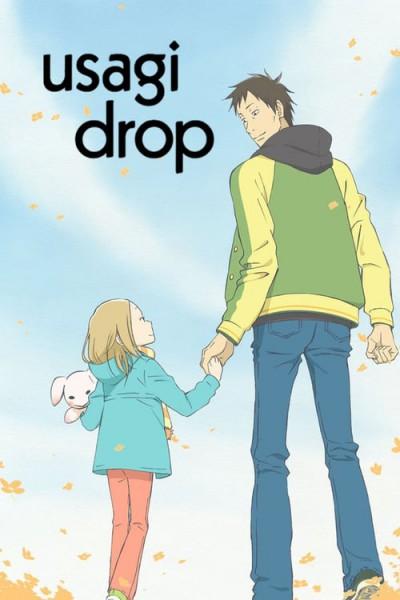 Usagi Drop คุณน้าผม อายุ 6 ขวบ ตอนที่ 1-11 ซับไทย (จบ)