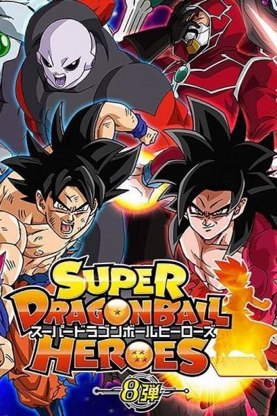 Super Dragon Ball Heroes: Universe Mission ตอนที่ 1-18 ซับไทย