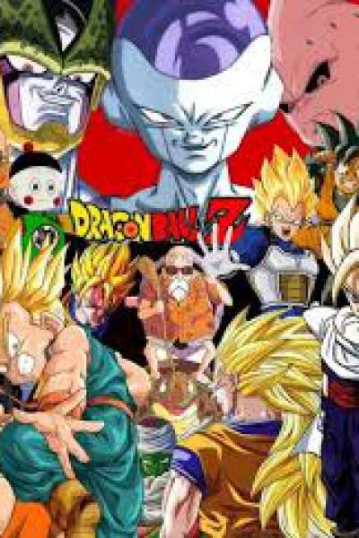 Dragon Ball Z ดราก้อนบอล แซด ตอนที่ 1-291 จบพากย์ไทย