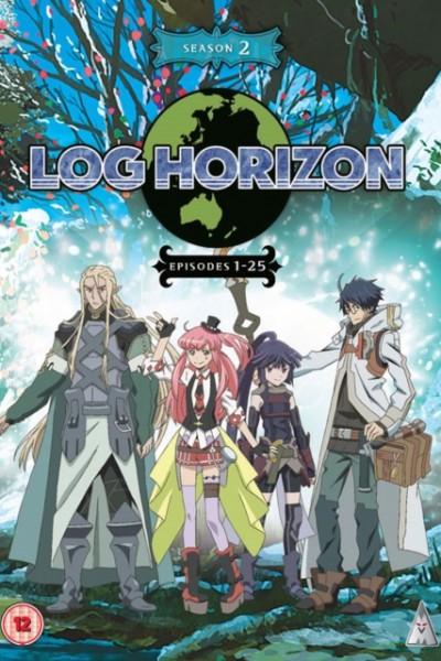 Log Horizon รวมพลคนติดอยู่ในเกมส์ ภาค2 ตอนที่ 1-25 จบซับไทย+พากย์ไทย