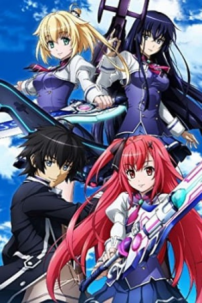 Kuusen Madoushi Kouhosei no Kyoukan ตอนที่ 1-12+OVA จบซับไทย