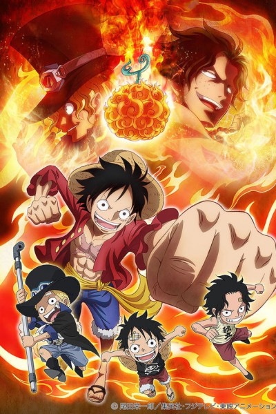 One Piece: Episode of Sabo วันพีช ล่าขุมทรัพโจสลัด สเปเชี่ยล ตอน ซาโบ (Movie) ซับไทย