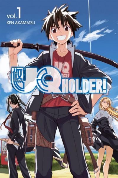 UQ Holder! Mahou Sensei Negima! 2 ตอนที่ 1-12+OVA ซับไทย (จบ)