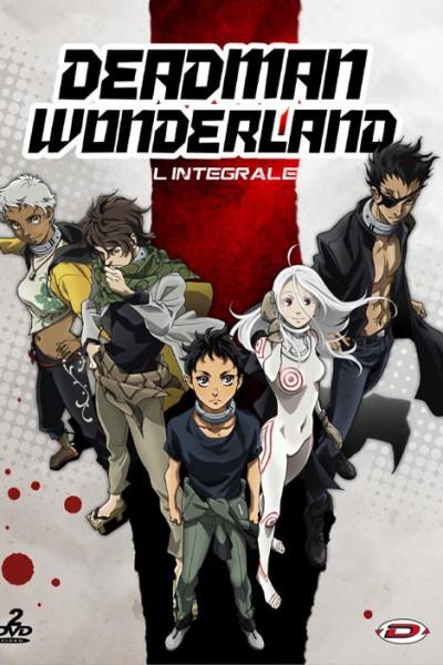 Deadman Wonderland เดดแมนวันเดอร์แลนด์ ตอนที่ 1-13+OVA ซับไทย (จบ)