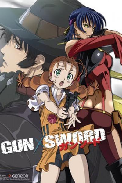 Gun X Sword มหาสงครามดาบจักรกล ตอนที่ 1-26 ซับไทย (จบ)