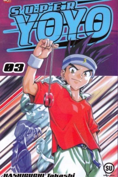 Super Yo Yo ลูกดิ่งสายฟ้า ตอนที่ 1-22 พากย์ไทย (จบ)