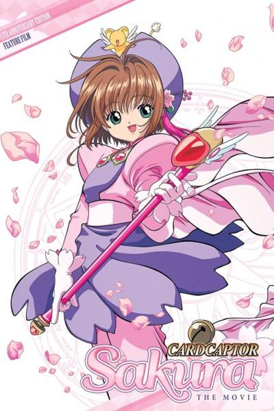 Card Captor Sakura The Movie ซากุระ มือปราบไพ่ทาโรต์ (ภาค 1-2) พากย์ไทย เดอะมูฟวี่