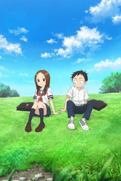Karakai Jouzu no Takagi-san 2nd Season ตอนที่ 1-12 จบซับไทย