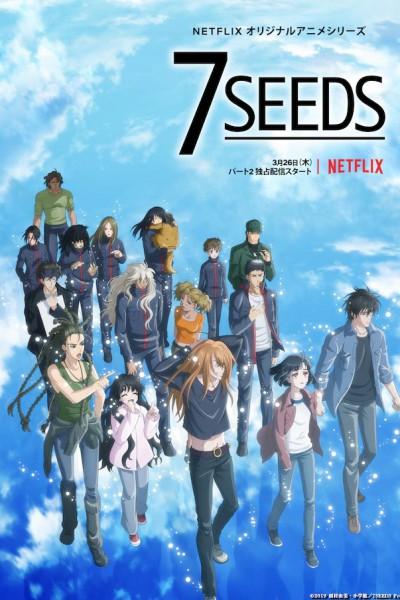7Seeds Season 2 ตอนที่ 1 ซับไทย