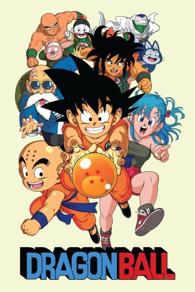 Dragon Ball ดราก้อนบอล (ภาคเด็ก) ตอนที่ 1-153 จบพากย์ไทย