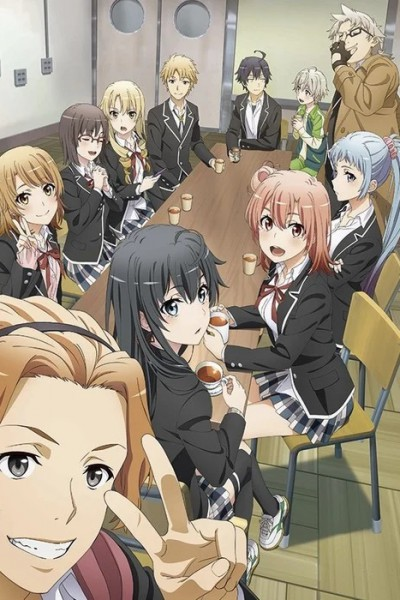 Yahari Ore no Seishun Love Comedy wa Machigatteiru. Kan (Season 3) ตอนที่ 1-12 ซับไทย