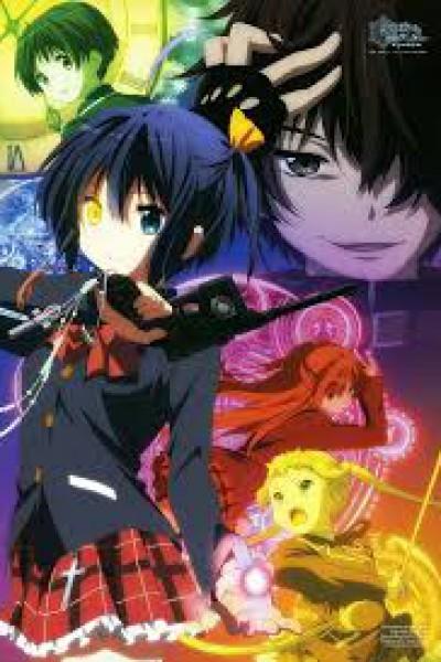 Chuunibyou demo Koi ga Shitai! รักสุดเพี้ยนของยัยเกรียนหลุดโลก ภาค1 ตอนที่ 1-12+OVA จบพากย์ไทย