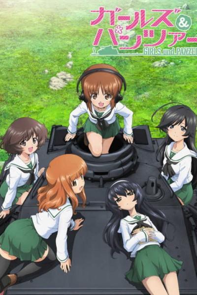 Girls und Panzer สาวปิ๊ง! ซิ่งแทงค์ ตอนที่ 1-12 จบพากย์ไทย