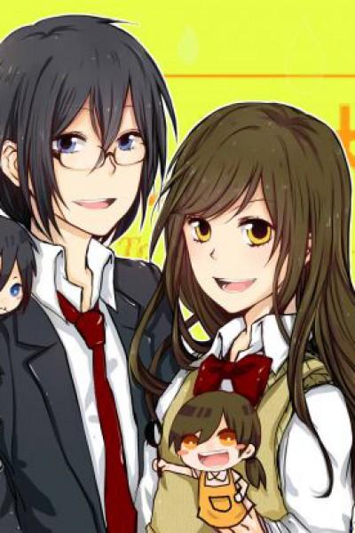 Hori-san to Miyamura-kun ตอนที่ OVA 1-4 จบซับไทย