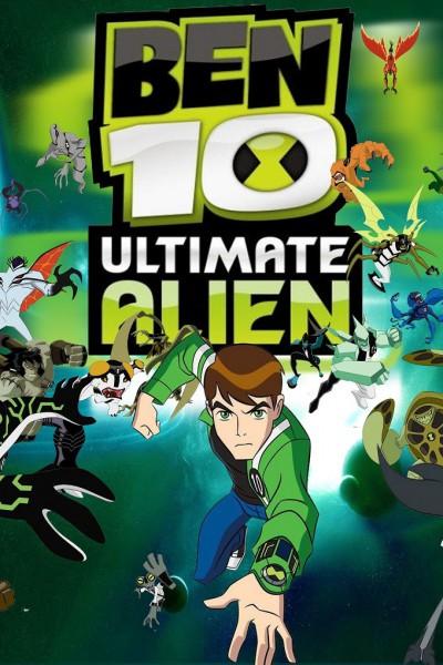 Ben10 Ultimate Alien เบ็นเท็น: อัลติเมทเอเลี่ยน ตอนที่ 1-52 จบพากย์ไทย