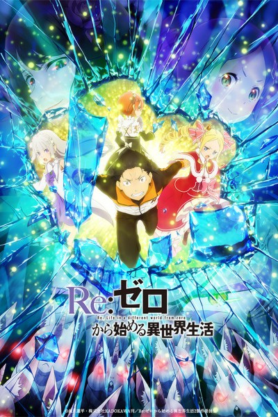 Re:Zero kara Hajimeru Isekai Seikatsu 2nd Season Part 2 ตอนที่ 1-4(17) ซับไทย