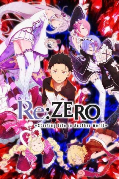 ReZero kara Hajimeru Isekai Seikatsu รีเซทชีวิต ฝ่าวิกฤตต่างโลก ตอนที่ 1-25 จบแล้ว ซับไทย