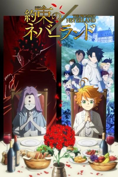 Yakusoku no Neverland 2nd Season (ภาค2) ตอนที่ 1-4 ซับไทย