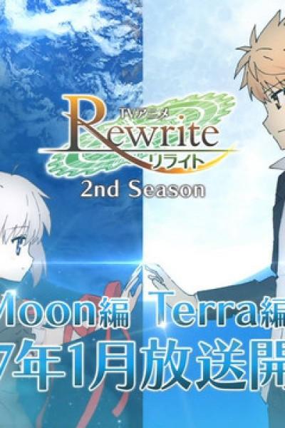 Rewrite 2nd Season (2017) ตอนที่ 1-13 จบแล้ว ซับไทย