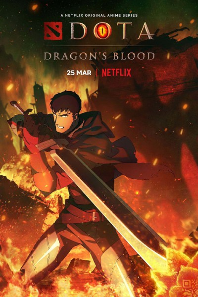 DOTA DRAGON'S BLOOD (2021) เลือดมังกร ตอนที่ 1-08 พากย์ไทย จบแล้ว