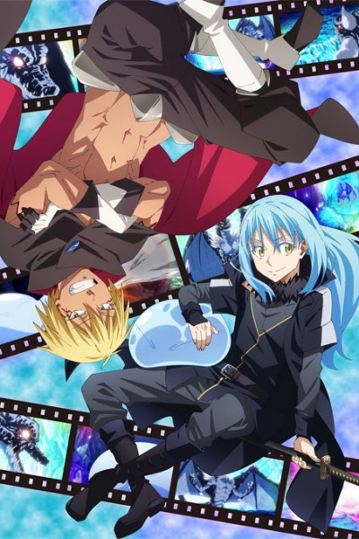 Tensei shitara Slime Datta Ken 2nd Season Part 2 เกิดใหม่ทั้งทีก็เป็นสไลม์ไปซะแล้ว (ภาค2) พาร์ท 2 ตอนที่ 1-5 ซับไทย