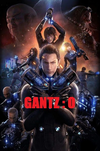 Gantz O (2016) กันสึ โอ เดอะมูฟวี่ พากย์ไทย