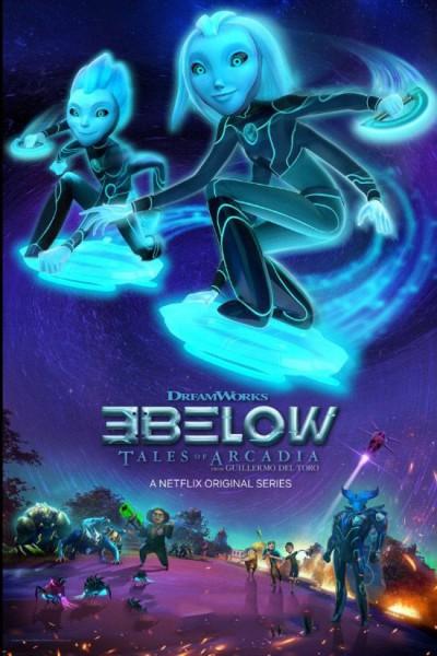 3Below Tales of Arcadia ทรีบีโลว์ ตำนานแห่งอาร์เคเดีย ภาค1 ตอนที่ 1-13 จบพากย์ไทย
