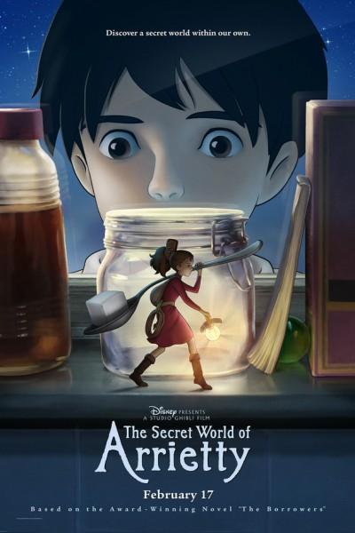 The Secret World of Arrietty อาริเอตี้ มหัศจรรย์ความลับคนตัวจิ๋ว เดอะมูฟวี่ พากย์ไทย