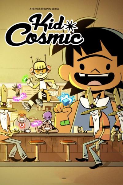 KID COSMIC คิด คอสมิก เจ้าหนูพลังจักรวาล ภาค1 ตอนที่ 1-10 จบพากย์ไทย