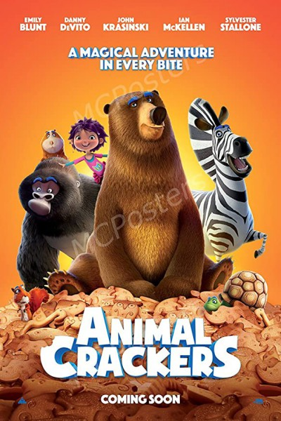ANIMAL CRACKERS (2020) มหัศจรรย์ละครสัตว์ เดอะ มูฟวี่ พากย์ไทย