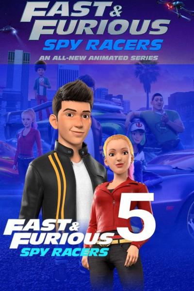 Fast & Furious Spy Racers Season5 เร็ว แรง ทะลุนรก ซิ่งสยบโลก ภาค5 ตอนที่ 1-8 จบพากย์ไทย
