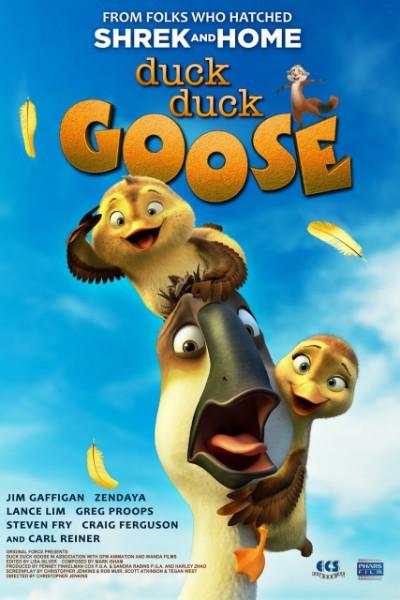 Duck Duck Goose (2018) ดั๊ก ดั๊ก กู๊ส เดอะมูฟวี่ พากย์ไทย